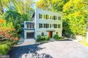 Contemporary Luxury Surrounded By Nature - 2318 44TH ST NW, WASHINGTON