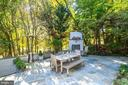 Custom fireplace for roaring evening fires - 2318 44TH ST NW, WASHINGTON
