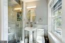 Master bath - 2318 44TH ST NW, WASHINGTON