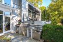 Amazing outdoor Kitchen - 2318 44TH ST NW, WASHINGTON