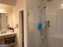 Master Bath - 20496 MILBRIDGE TER, ASHBURN