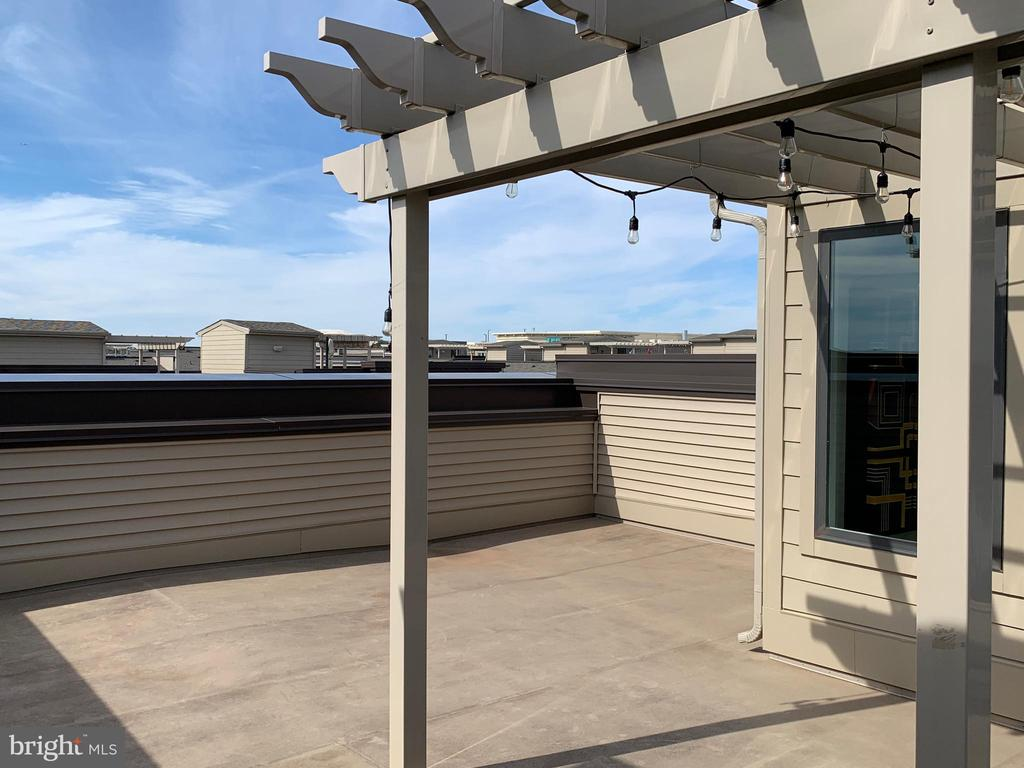 Roof Deck - 20496 MILBRIDGE TER, ASHBURN