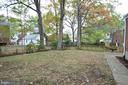 Space for a garden! - 4747 ARLINGTON BLVD, ARLINGTON