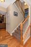 Staircase - 2125 BRIGADE CIR, FREDERICK