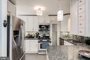 Renovated Kitchen - 4815 LITTLE FALLS RD, ARLINGTON