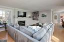 Living Room - 4815 LITTLE FALLS RD, ARLINGTON