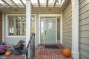 Front Porch - 4815 LITTLE FALLS RD, ARLINGTON
