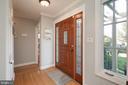 Foyer - 4815 LITTLE FALLS RD, ARLINGTON
