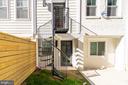 Lower Level Entry - 1634 ARGONNE PL NW, WASHINGTON