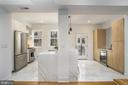 Kitchen - 1634 ARGONNE PL NW, WASHINGTON
