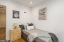 Upstairs Third Bedroom - 1634 ARGONNE PL NW, WASHINGTON
