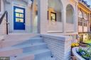 Front Porch - 1634 ARGONNE PL NW, WASHINGTON