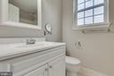 Updated Bathroom - 2877 S ABINGDON ST, ARLINGTON
