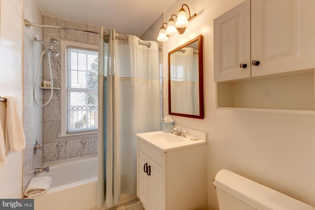 Master Bath - 3300 Q ST NW, WASHINGTON