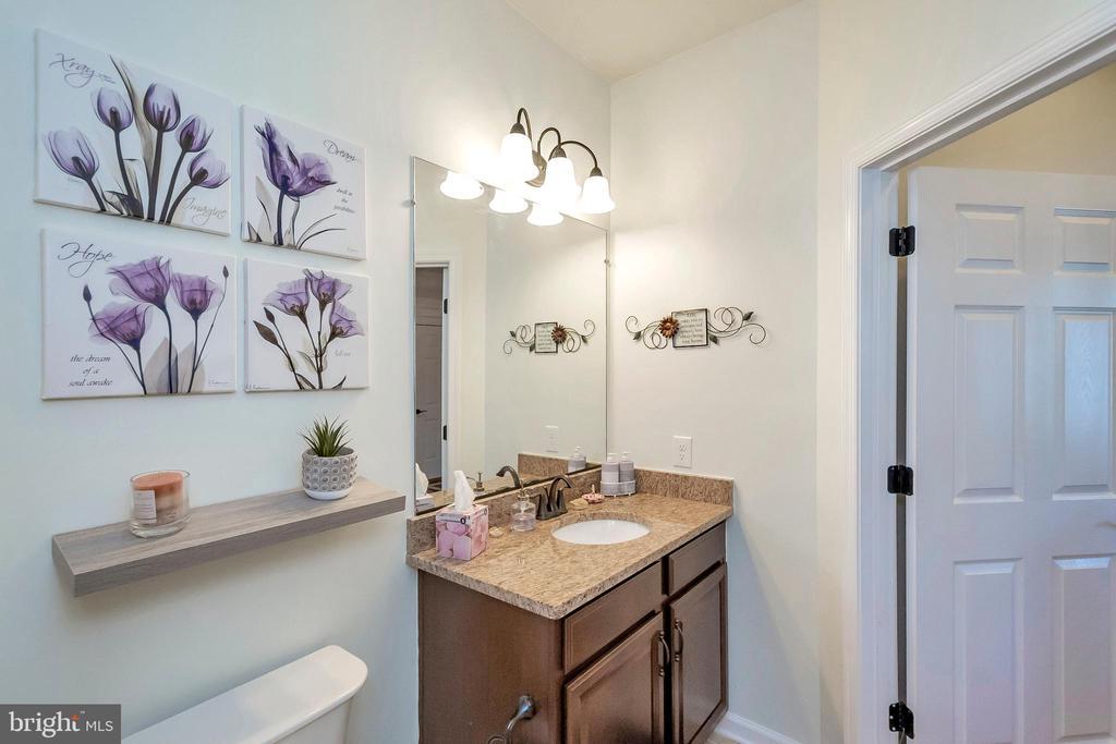 Bathroom - 180 LONG POINT DR, FREDERICKSBURG