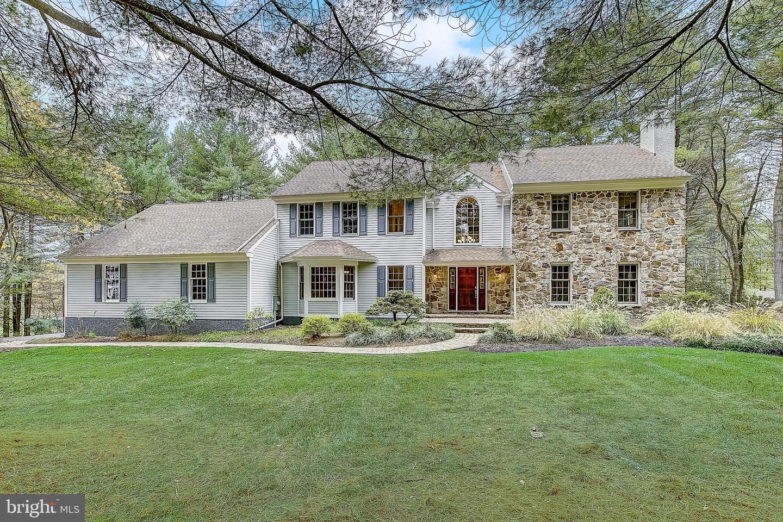 Single Family Homes для того Продажа на Kennett Square, Пенсильвания 19348 Соединенные Штаты
