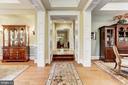Adjacent Formal Living Room / Dining Room - 4830 CASTLEBRIDGE RD, ELLICOTT CITY