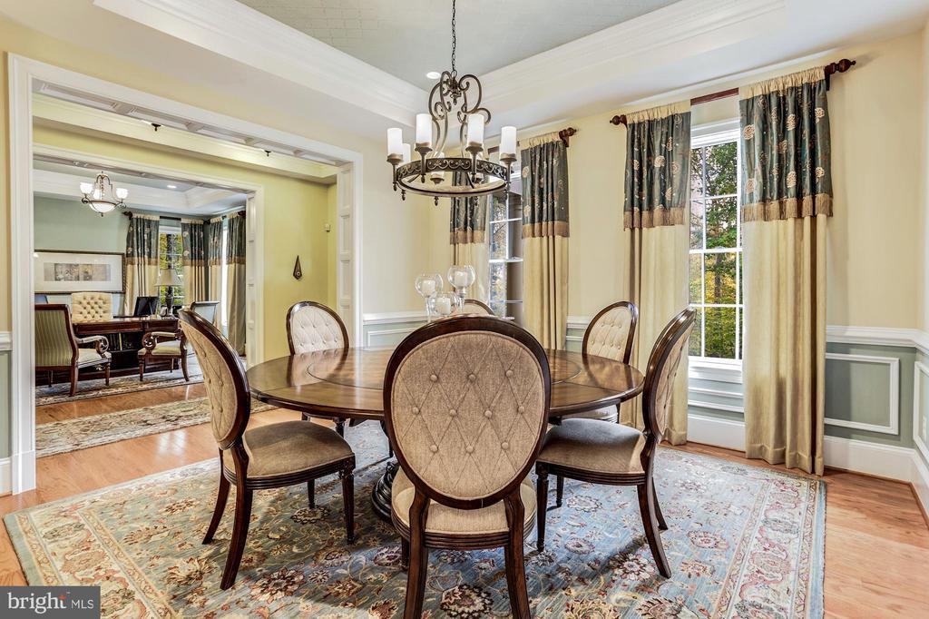 Formal Dining Room - 4830 CASTLEBRIDGE RD, ELLICOTT CITY