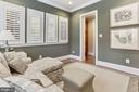 Morning Room Access to Kitchen - 4830 CASTLEBRIDGE RD, ELLICOTT CITY