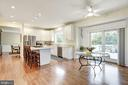 Large Gourmet Kitchen - 40720 HANNAH DR, WATERFORD