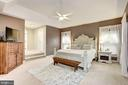 Large Owner's Suite - 40720 HANNAH DR, WATERFORD