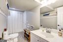 Lower Level Full Bath - 40720 HANNAH DR, WATERFORD