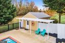 Pool House / Workshop - 40720 HANNAH DR, WATERFORD