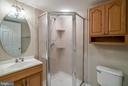 Lower Level Full Bath - 45576 TRESTLE TER, STERLING