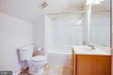 Upstairs full bath - 2272 BLUEBIRD LN, LOCUST GROVE