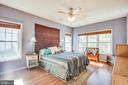 Master bedroom - 2272 BLUEBIRD LN, LOCUST GROVE