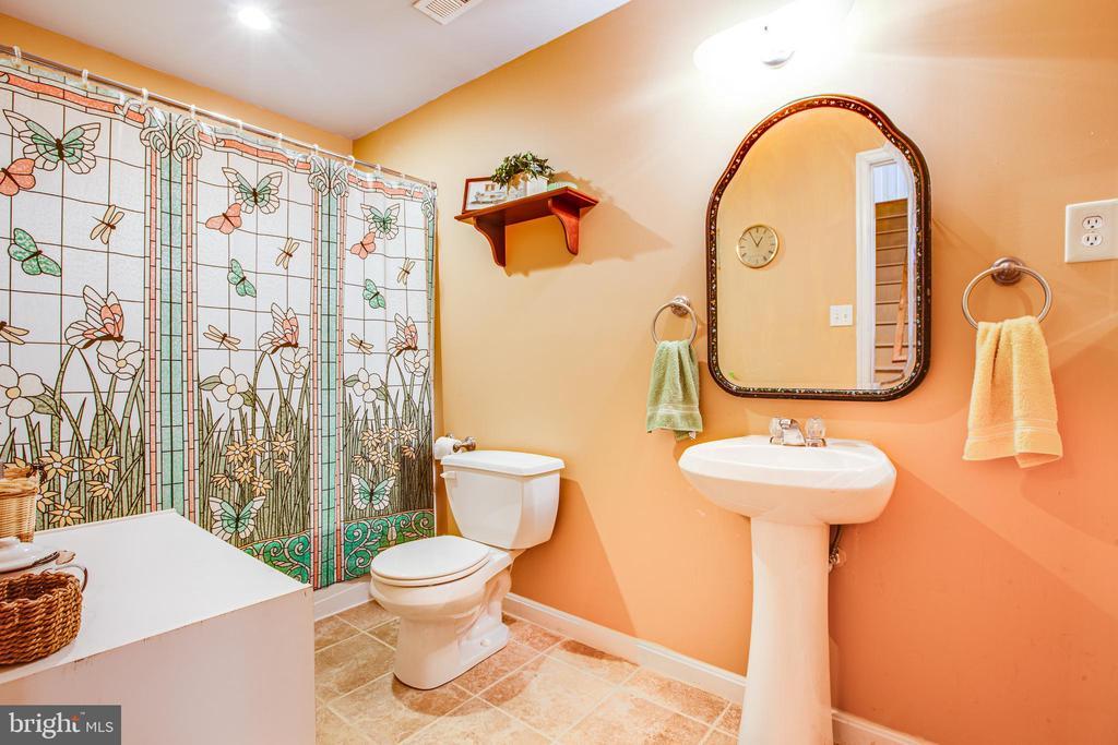 basement full bath - 2272 BLUEBIRD LN, LOCUST GROVE