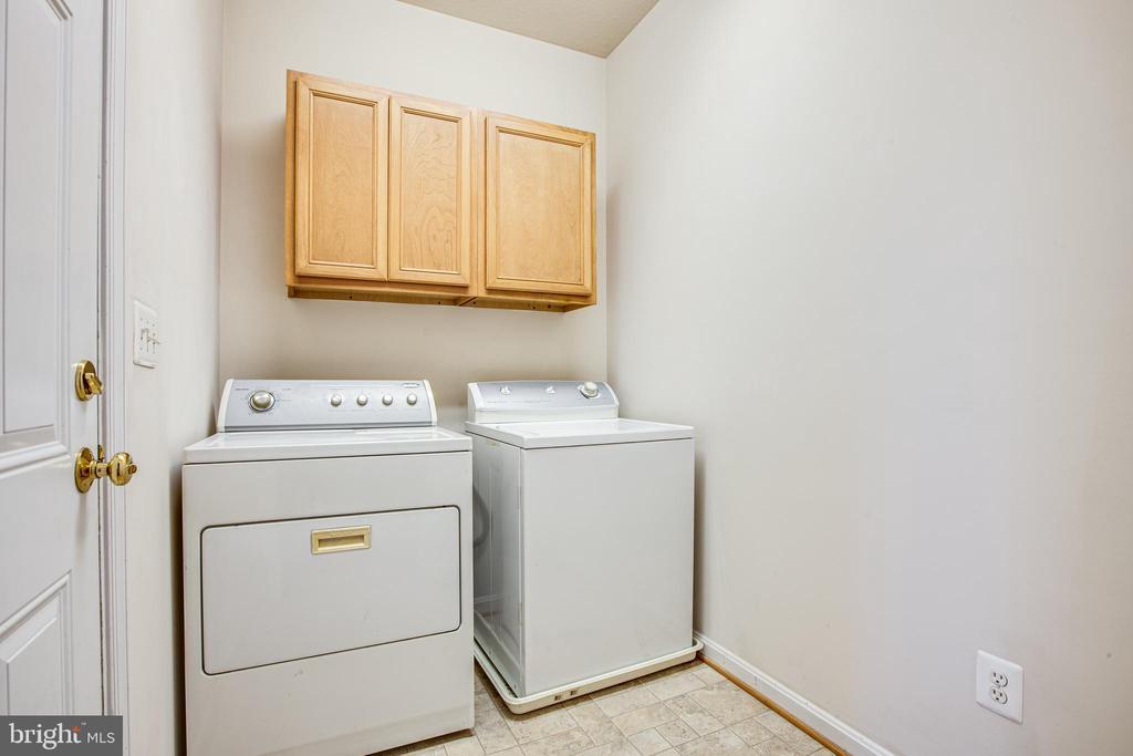Laundry room - 2272 BLUEBIRD LN, LOCUST GROVE