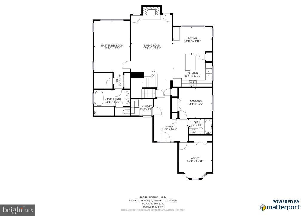 Main floor - 2272 BLUEBIRD LN, LOCUST GROVE