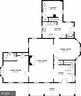 Main Level Plan - 3612 N GLEBE RD, ARLINGTON