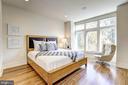 Master suite - 5132 WILLET BRIDGE RD, BETHESDA