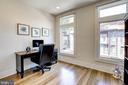 Spacious 3rd bedroom/office - 5132 WILLET BRIDGE RD, BETHESDA