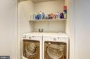 Laundry - 5132 WILLET BRIDGE RD, BETHESDA