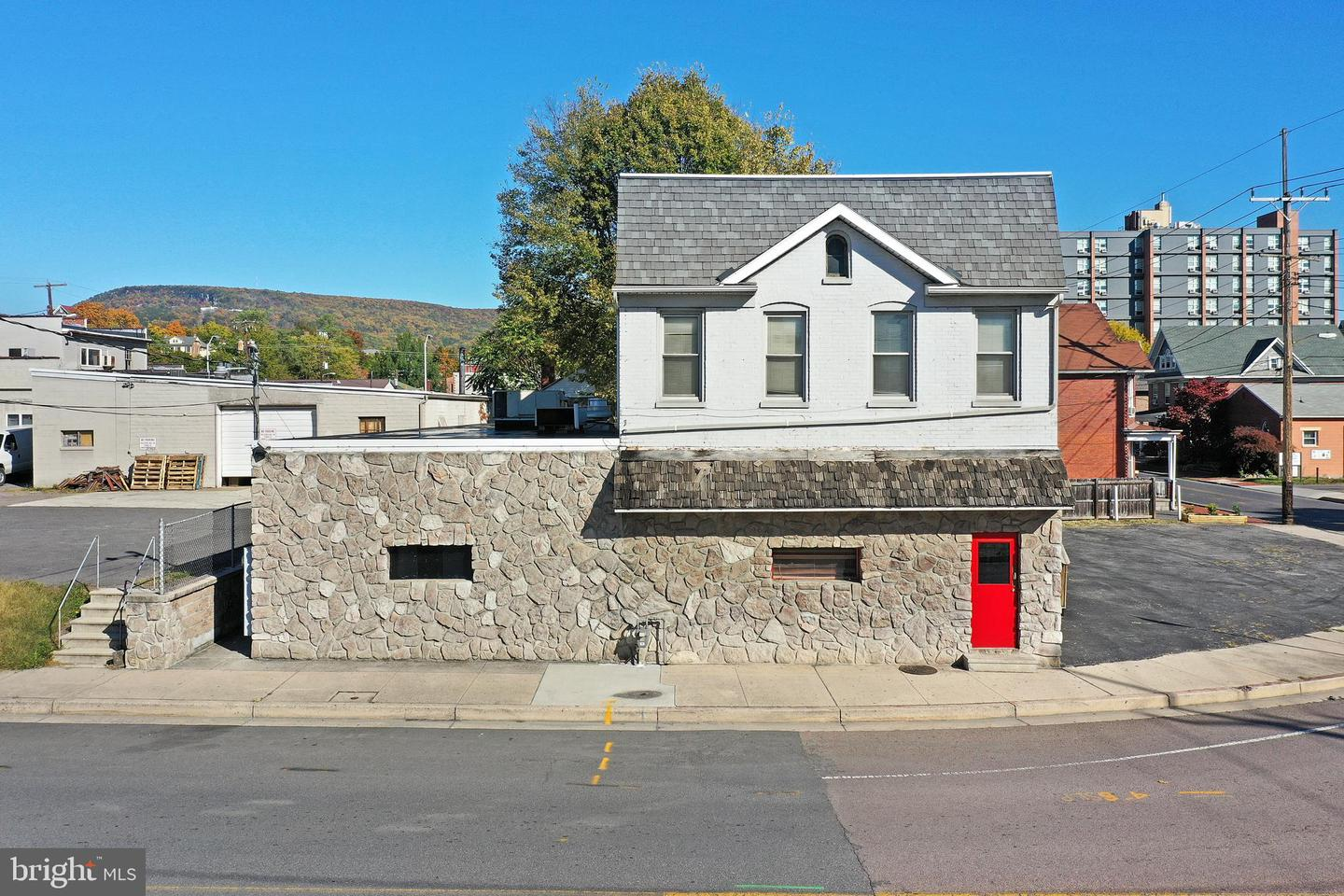 Retail for Sale at Cumberland, Maryland 21502 United States