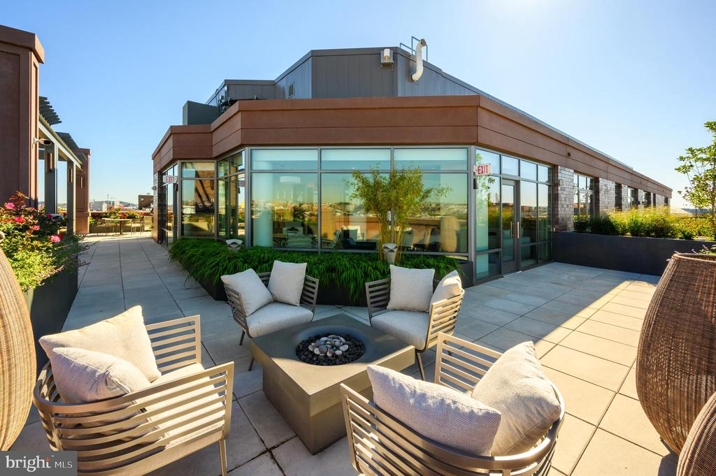 Breathtaking Views from Rooftop Terrace - 810 O ST NW #208, WASHINGTON
