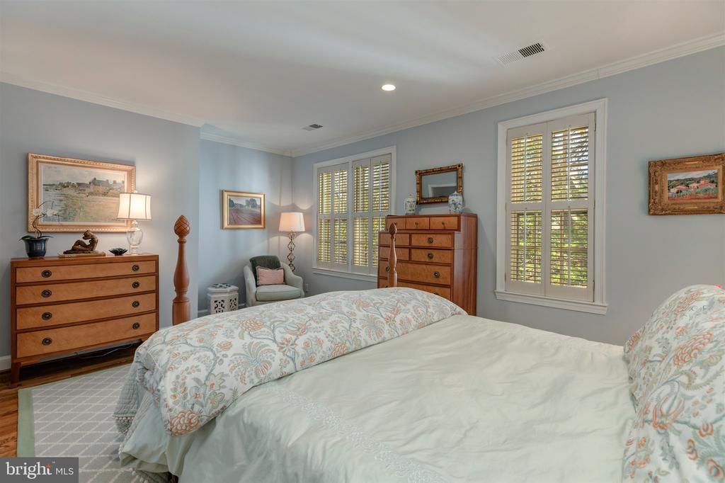 Master Bedroom - 4366 WESTOVER PL NW, WASHINGTON