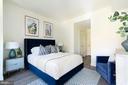Master Bedroom - 810 O ST NW #208, WASHINGTON