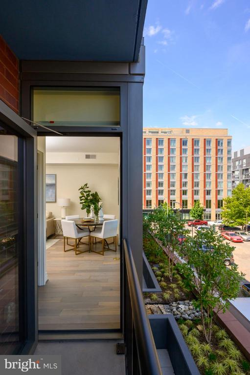 Ample Outdoor Space - 810 O ST NW #208, WASHINGTON