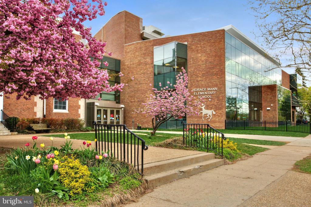 Horace Mann new building - 4366 WESTOVER PL NW, WASHINGTON