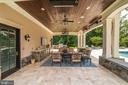 Outdoor Kitchen - 10469 SPRINGVALE MEADOW LN, GREAT FALLS