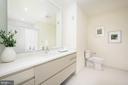 Second Bathroom - 810 O ST NW #409, WASHINGTON