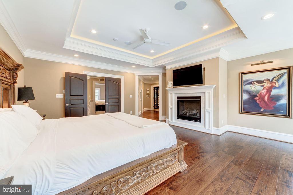 Master Bedroom - 10469 SPRINGVALE MEADOW LN, GREAT FALLS