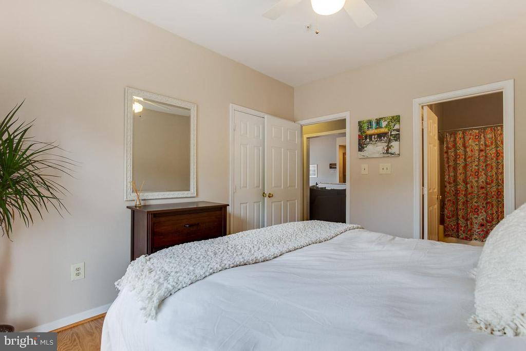Second bedroom - 6549 GRANGE LN #401, ALEXANDRIA