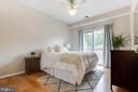 Second bedroom - 6549 GRANGE LN #401, ALEXANDRIA