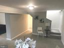 Large Family Room (Lower Level) - 2411 S MONROE ST, ARLINGTON