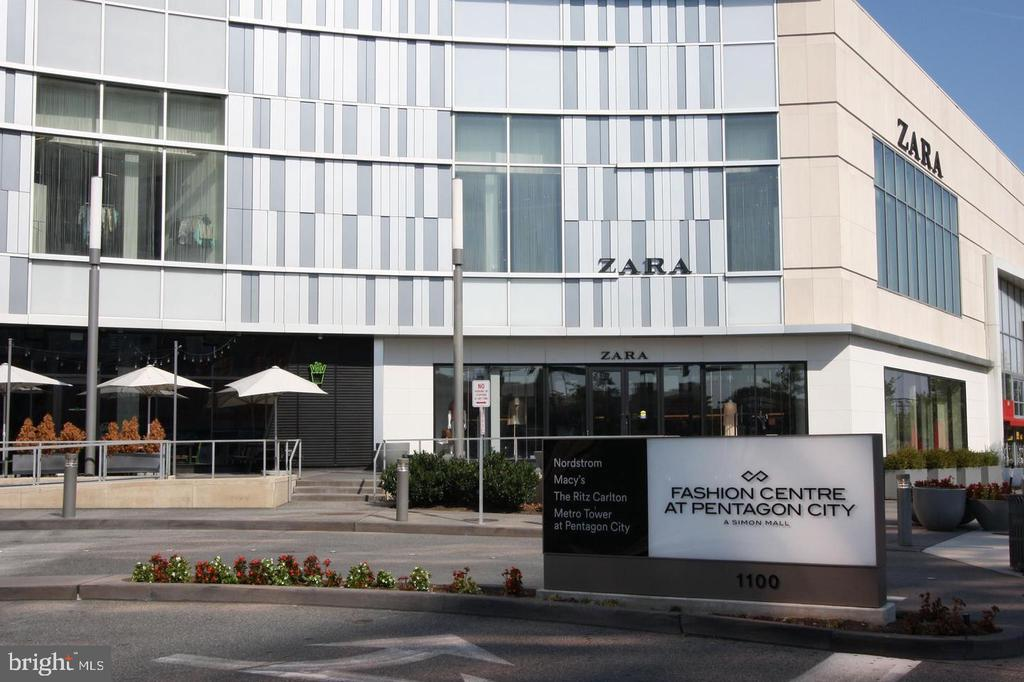 Fashion Centre - 1300 S ARLINGTON RIDGE RD #701, ARLINGTON